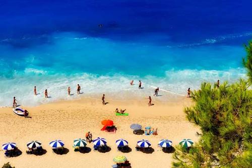 Греція, острів Корфу