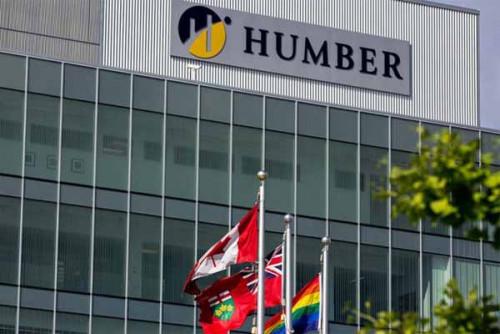 Навчання в Humber College