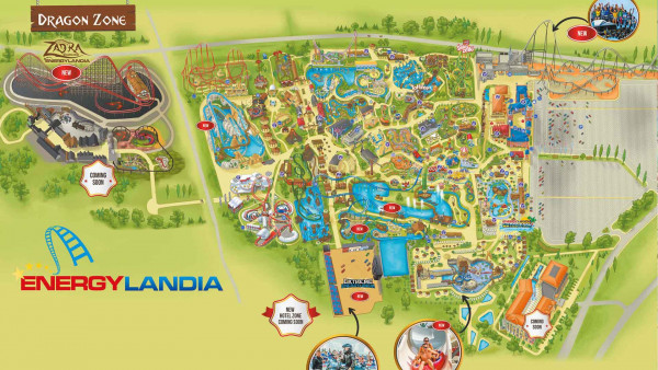 EnergyLandia - аквапарк